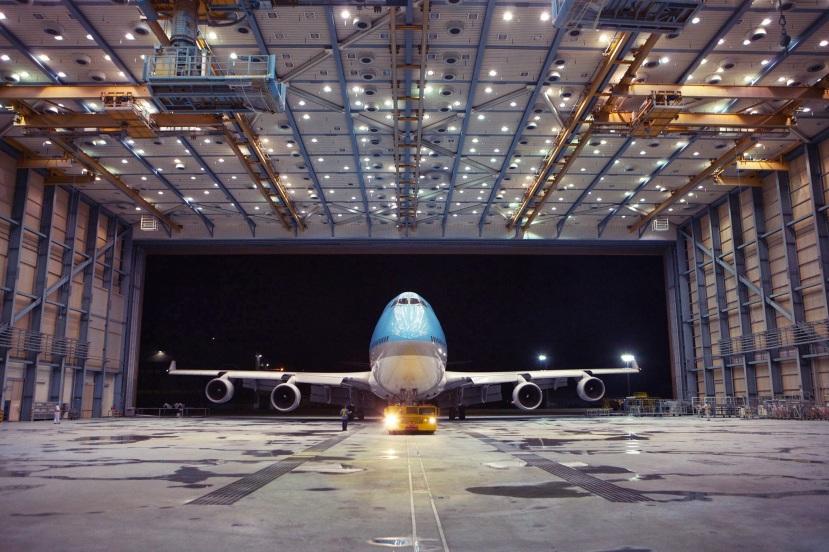 Korean Air's Tech Center