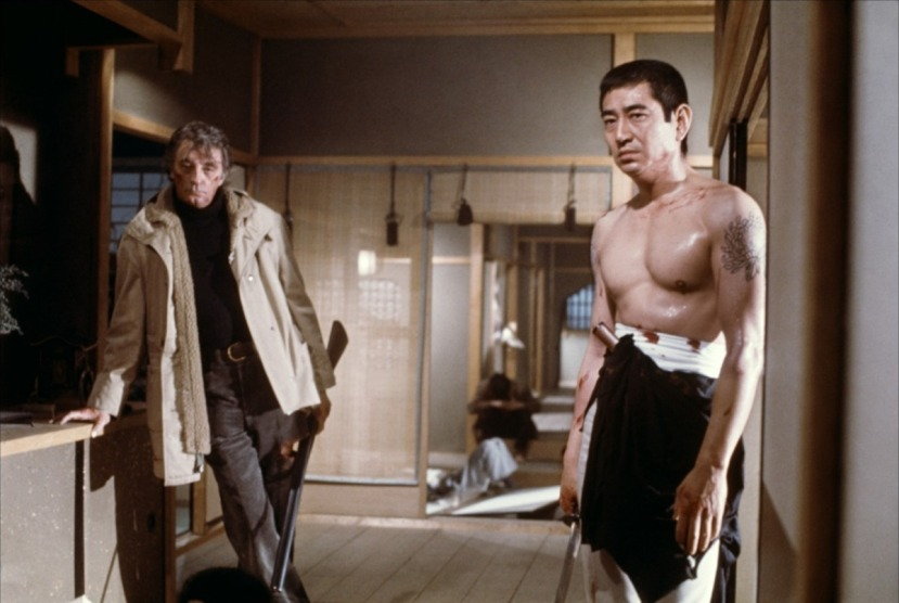 Image result for images of ken takakura in The Yakuza