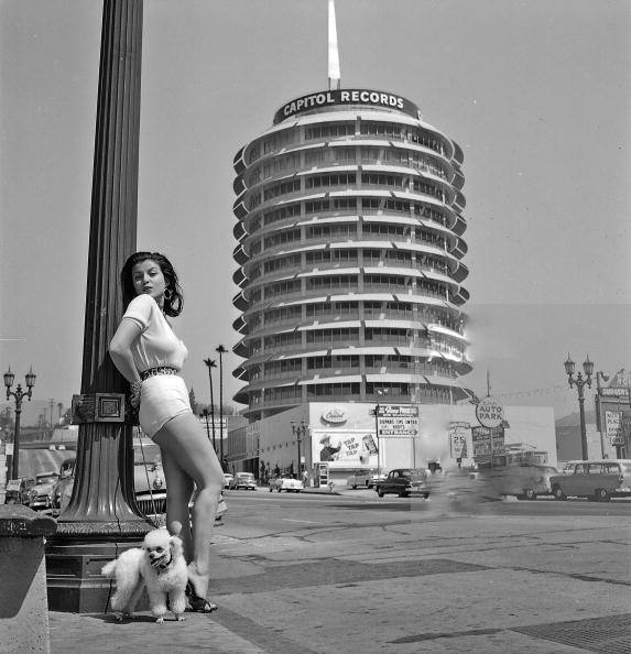 The Story Of The Capitol Records Building In Los Angeles