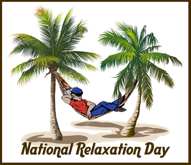 national-relaxation-day-clipart